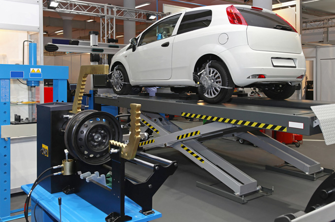 Automotive Related Environmental Testing Facility